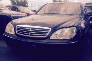 2000 Mercedes-Benz S500 LWB