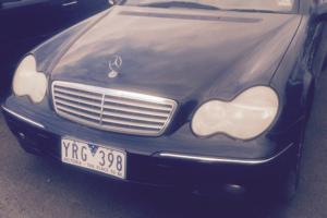 2003-Mercedes-Benz-C200 Kompressor